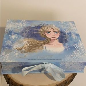 Colorpop Elsa Christmas Makeup Box NIB Set